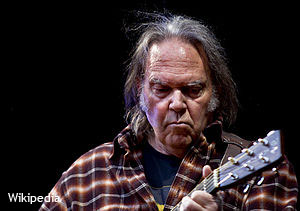 Neil Young Interview - part 1